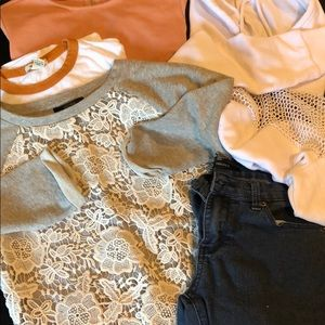 Forever 21 mixed lot